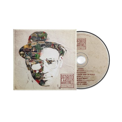 PEDRITO MARTINEZ - 'ACERTIJOS' DigiPak CD