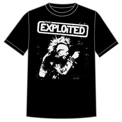 "The Exploited ""Wattie"" Shirt"