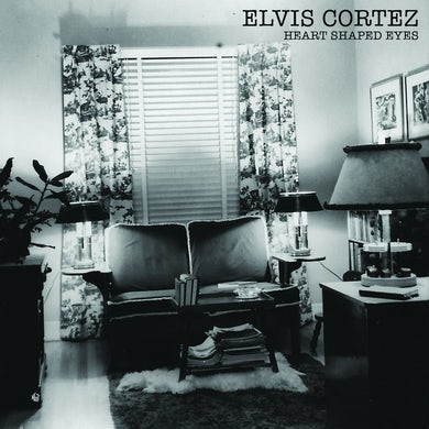 "Elvis Cortez ""Heart Shaped Eyes"" Single ( Digital Download)"