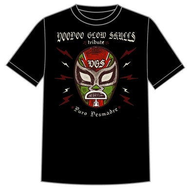 "Voodoo Glow Skulls ""Puro Desmadre"" shirt"