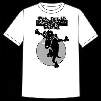 """Road Dog Merch Ska Punk Daily """"Dog Dancing"""" Shirt"""