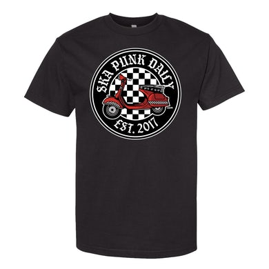 "Road Dog Merch Ska Punk Daily ""Est 2017"" Shirt"