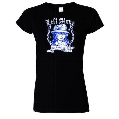 "Left Alone ""the Quiero Ver"" Women Shirt"