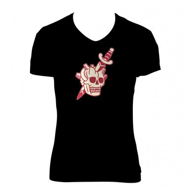 "Elvis Cortez ""Skull"" Womens Shirt"