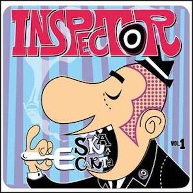 """The Inspector """"Ska A La Carta"""" CD"""