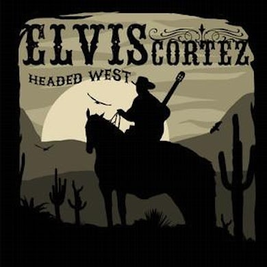 "Elvis Cortez ""Headed West"" 7"" Flexi (Vinyl)"