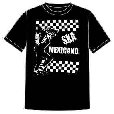 Road Dog Merch Ska Mexicano Shirt