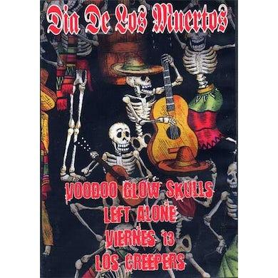 Road Dog Merch Dia De Los Muertos DVD