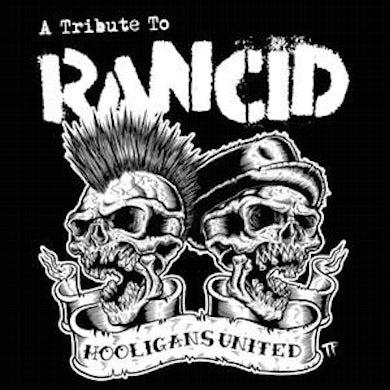 "Road Dog Merch Hooligans United A Tribute To Rancid Vinyl (Green) 3x12"" Record"