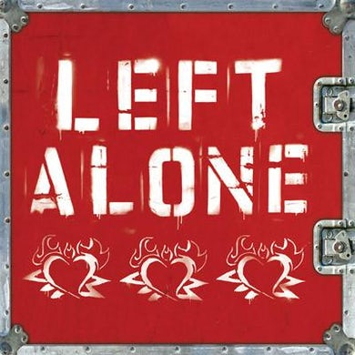 "Left Alone ""Self Titled""  12"" Record"