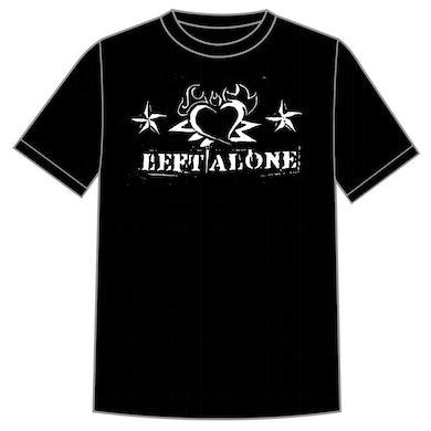 "Left Alone ""Heart Logo"" Shirt"