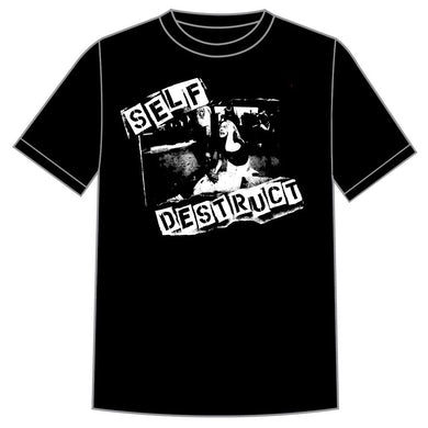 "Self Destruct ""Victim"" Shirt"