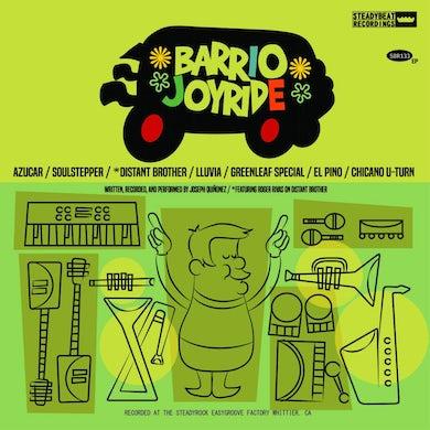 Saucy Horn Barrio Joyride EP (Vinyl)