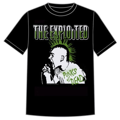 "The Exploited ""Punks "" Shirt"