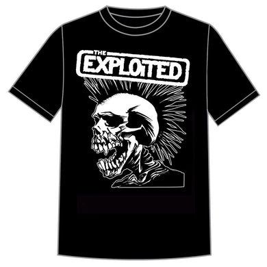 "The Exploited ""Pushead Skull "" Shirt"
