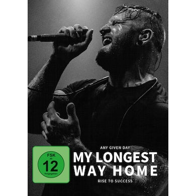 Any Given Day - My Longest Way Home - DVD (2016)