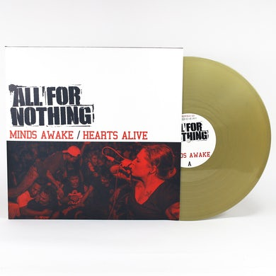 Minds Awake / Hearts Alive - Vinyl Gold LP (2017)
