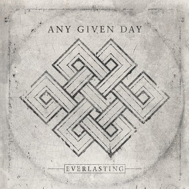 Any Given Day - Everlasting  - CD (2016)