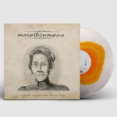 Marathonmann - ... und wir vergessen was vor uns liegt - Vinyl LP (Transparent/Orange / 2020)