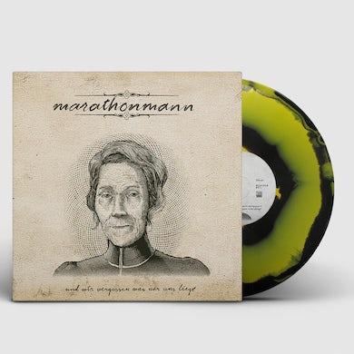 Marathonmann - ... und wir vergessen was vor uns liegt - Vinyl LP (Gelb/Schwarz / 2020)