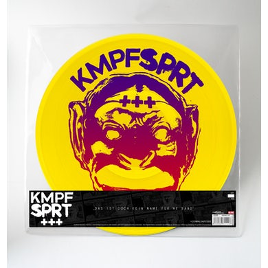 KMPFSPRT - Das ist doch kein Name für 'ne Band - Vinyl LP (Farbverlauf / 2020)