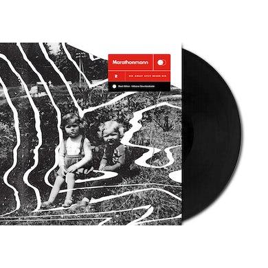 Marathonmann - Die Angst sitzt neben dir - Black Vinyl LP (2019)