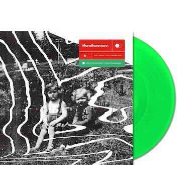Marathonmann - Die Angst sitzt neben dir - Glow in the Dark Vinyl LP (2019)