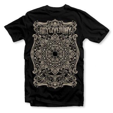Any Given Day - Mandala - T-Shirt