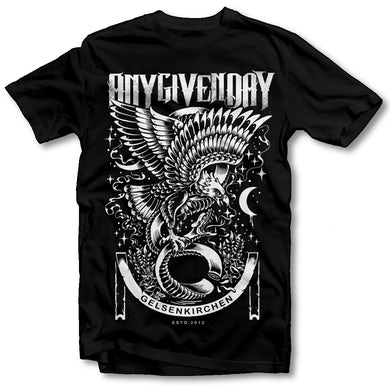 Any Given Day - Eagle - T-Shirt
