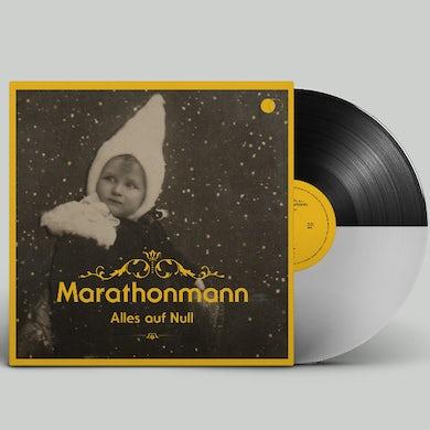 Marathonmann - Alles auf Null - Vinyl LP (Schwarz / Silber / 2021)