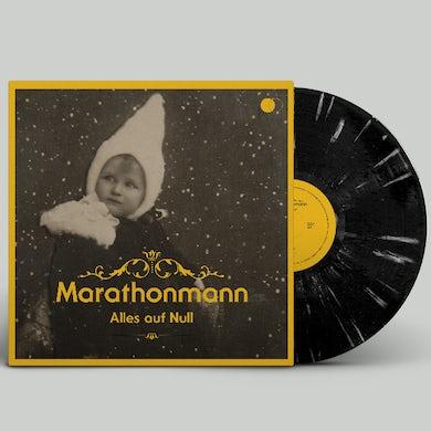 Marathonmann - Alles auf Null - Vinyl LP (Splatter weiß/schwarz / 2021)
