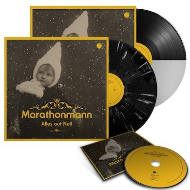 Marathonmann - Alles auf Null - Vinyl+CD Bundle (2020)