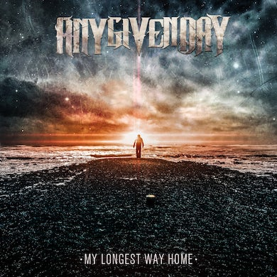 Any Given Day - My Longest Way Home - CD (2014)