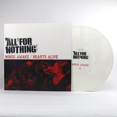 Minds Awake / Hearts Alive - White Vinyl LP (2017)
