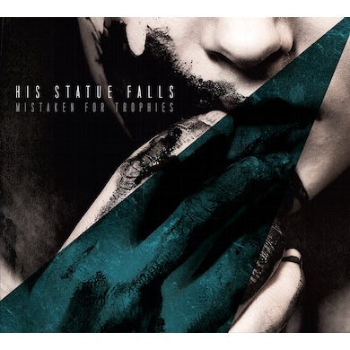 His Statue Falls - Mistaken For Trophies - CD  (2012)