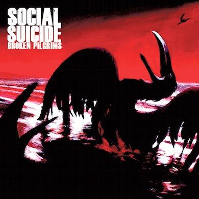 Social Suicide - Broken Pilgrims - Vinyl LP (2011)