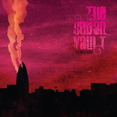 Vanguard  - CD (2011)