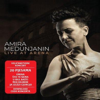 AMIRA MEDUNJANIN - LIVE AT ARENA (BD)