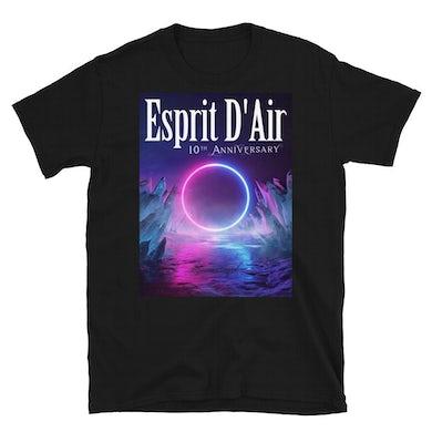 Esprit D'Air 10th Anniversary T-Shirt Only
