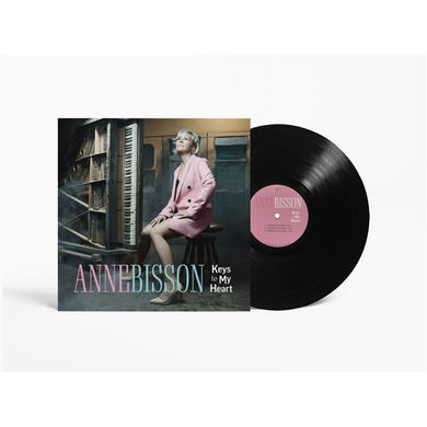 Anne Bisson - Keys to my Heart - Double LP Record - 45rpm - 180g (Vinyl)