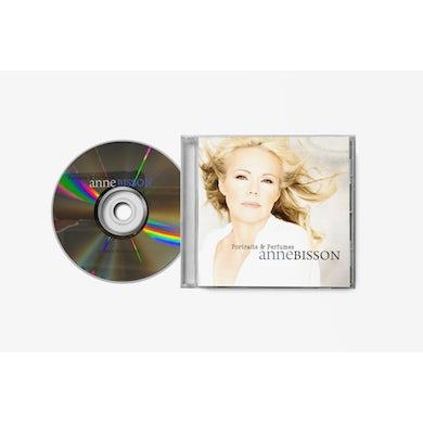 Anne Bisson - Portraits & Perfumes - CD