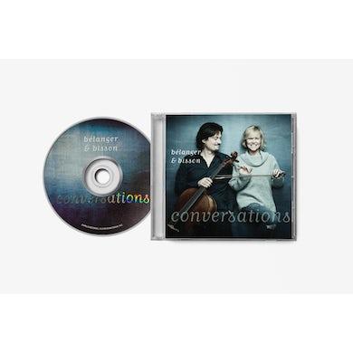 Anne Bisson - Bélanger & Bisson - Conversations - CD