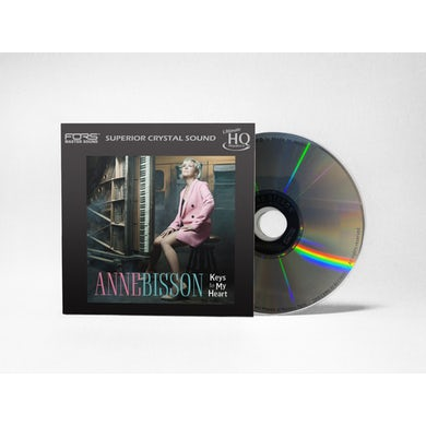 Anne Bisson - Keys to my Heart - CD
