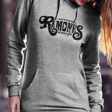 Ramones De Nuevo Leon Ladies Hoodie