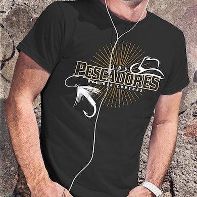 Los Pescadores Del Rio Conchos Pescadores Mens T-Shirt Black Edition