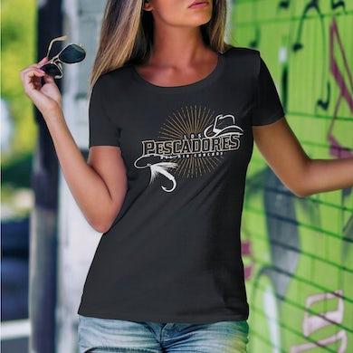 Los Pescadores Del Rio Conchos Ladies T-Shirt Pescadores