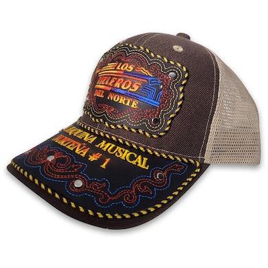 Los Rieleros del Norte - Leather Hat