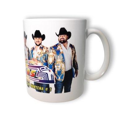 Los Rieleros del Norte -  Coffee Mug