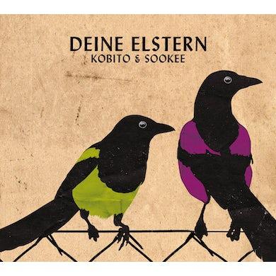 Kobito & Sookee - Deine Elstern (CD)