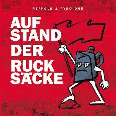 """& Pyro One - Aufstand der Rucksäcke (7"""" Vinyl + Download Card)"""